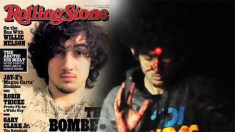 Rolling Stone cover and image leaked by Sean Murphy