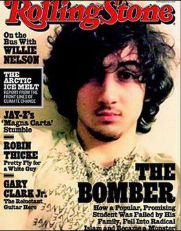 Rolling Stone, Dzhokhar Tsarnaev, 2013